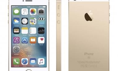 Smartphone iPhone SE Oro