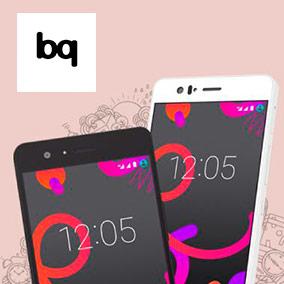 Phablets, tablets, móviles BQ