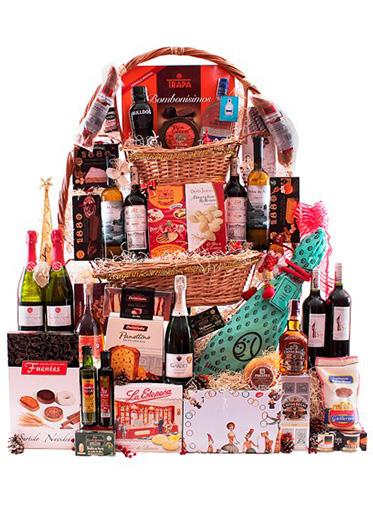 Comprar cesta de navidad