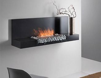 Calienta tu hogar con nuestras chimeneas