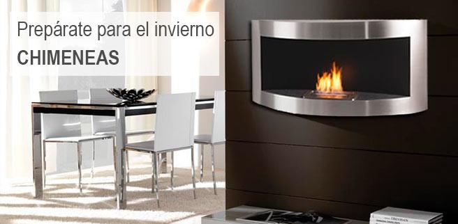 Chimeneas para tu hogar, ya sea para dar calor o aportar calidez al ambiente en disfruting encontraras tú chimenea