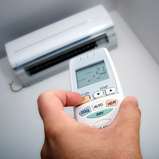 Climatización del hogar