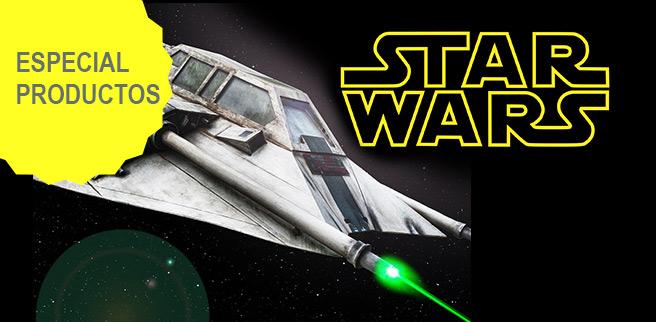 Colecciones de Star Wars y otros