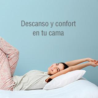 Dormitorios que aportan descanso y confort