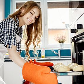 Hornos y más electrodomésticos de cocina