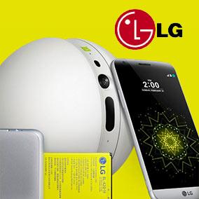 Televisores, tablets, móviles LG