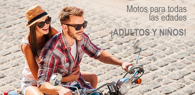 Motos, minimotos, quads