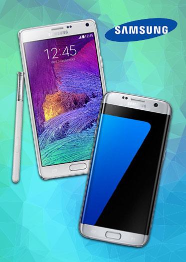 Smartphone SAMSUNG a plazos