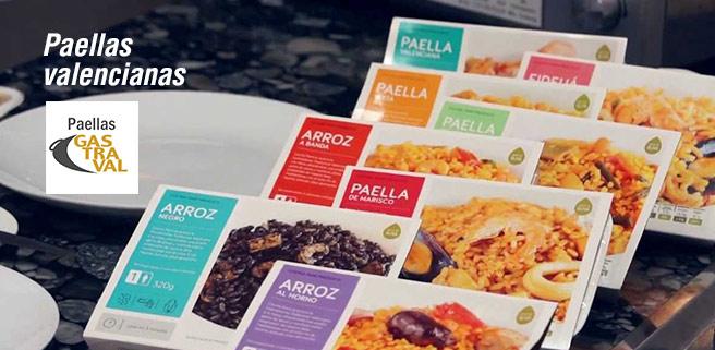 Paellas Gastraval