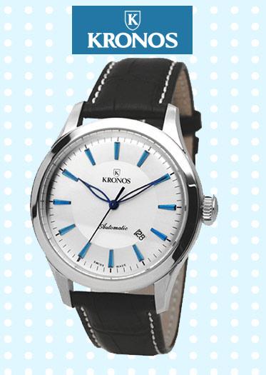 Relojes de caballero Kronos a plazos y sin intereses