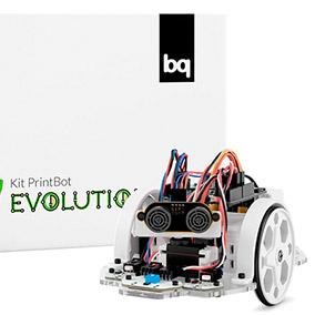 Artículos de robótica del fabricante BQ