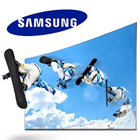 Televisores, tablets, móviles Samsung