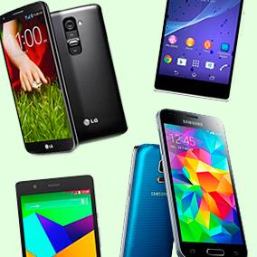 Smartphones a plazos en Disfruting