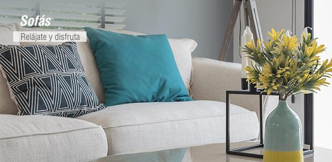 Ver sofás y sillones
