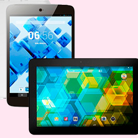 Tablets de primeras marcas a plazos y sin intereses