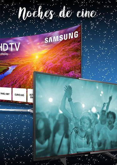 Televisores a plazos para que disfrutes del mejor cine en tu casa