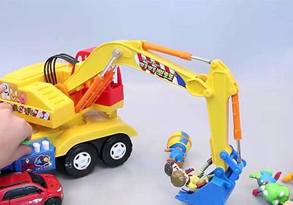 Coches de juguete y accesorios