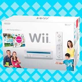 Videoconsola Wii a plazos y sin intereses