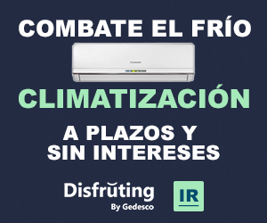 Climatización a plazos y sin intereses