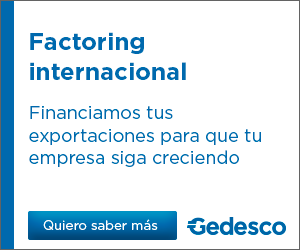 Factoring internacional de Gedesco