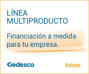 Línea Multiproducto Gedesco