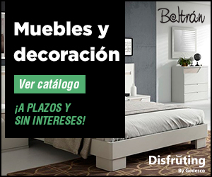 Muebles Beltrán a plazos y sin intereses