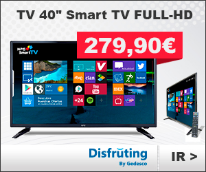 Televisor 40 pulgadas npg Smart tv fullhd